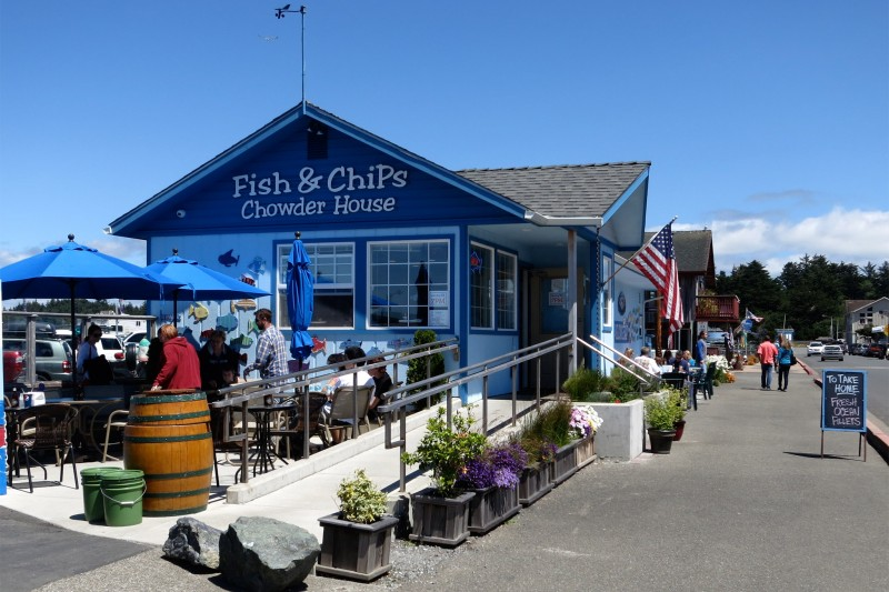 Fish Market & Chowder House - Best Western Inn at Face Rock